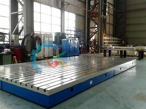 生产1-6米T型槽试验平台 T型槽试验工作台 试验平台