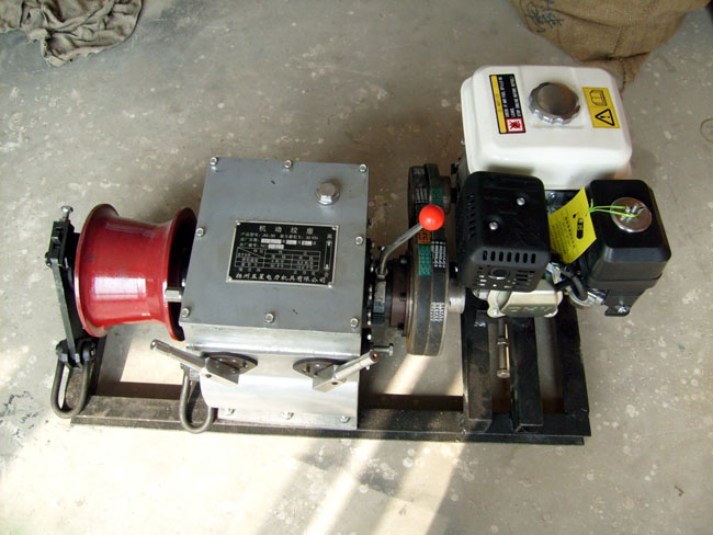 8T汽油机机动绞磨,5T汽油机动绞磨,3T汽油机动绞磨
