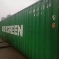 天津二手集装箱多少钱哪家便宜