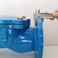 H44X和SFCV哪个才是橡胶瓣止回阀的型号?