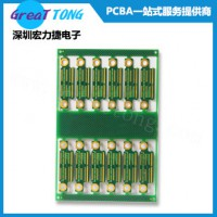 PCB电路板抄板设计打样公司深圳宏力捷安全可靠