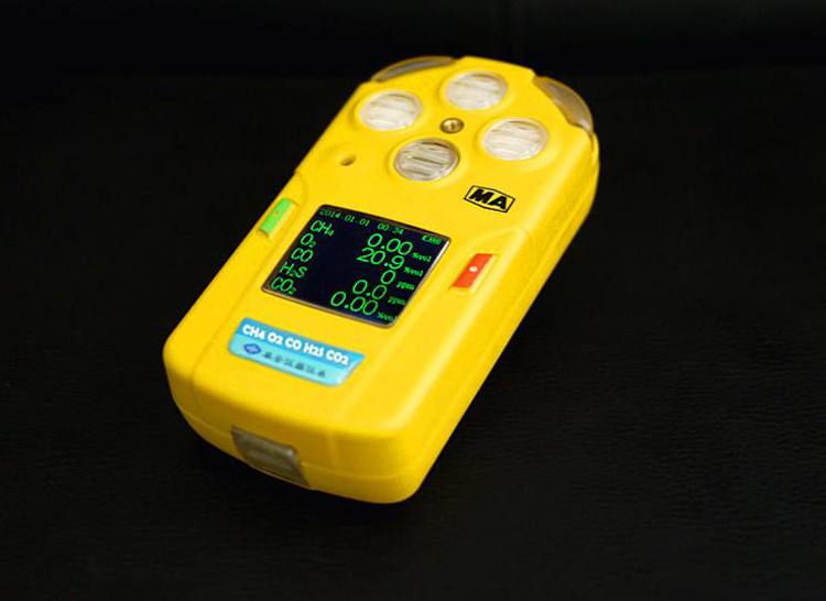 慈溪CD5矿用本安型五合一气体检测仪批发价格