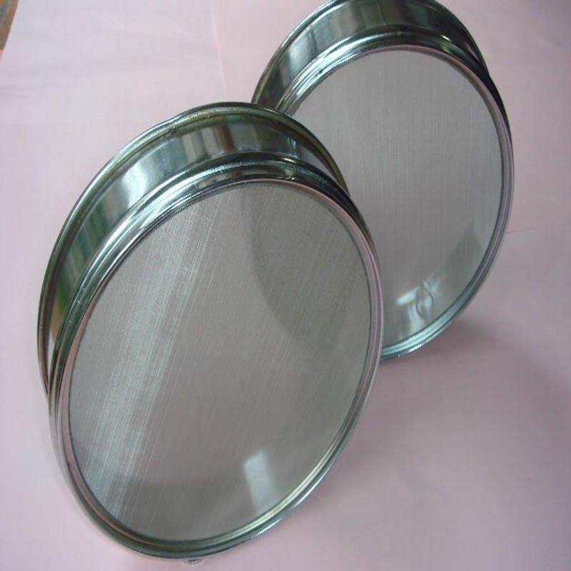 厂家生产不锈钢分样筛