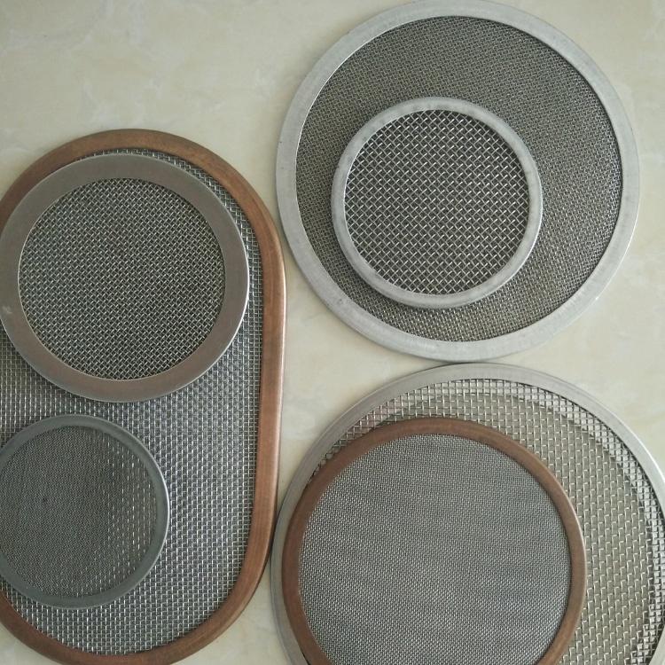 苏州销售水过滤丝网滤片