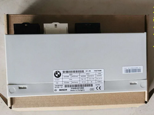 宝马X5 X6 F25 F15 E70 E71后备箱升降电脑