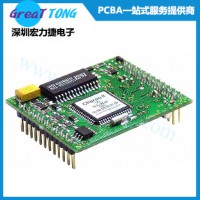 PCBA代工代料中小批量、打样加工深圳宏力捷不二之选