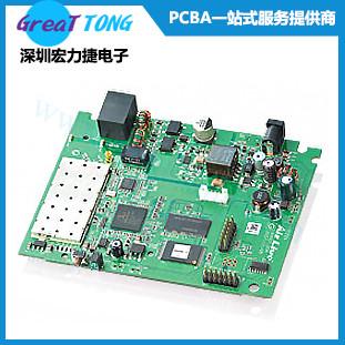 PCBA代工代料中小批量、打样加工深圳宏力捷专业快速