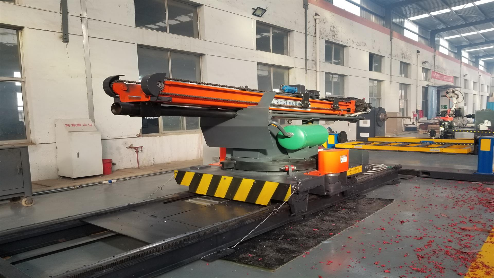厂家直销全自动出炉机器人/军成机械科技