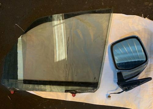 丰田3400右前门玻璃 倒车镜 油箱 油底壳 水泵 发电机