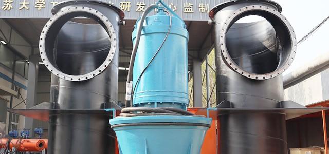 350-1500QZB防汛排涝轴流泵现货