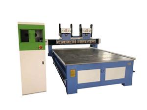 济南厂家直供 腾达 双头高速木工雕刻机