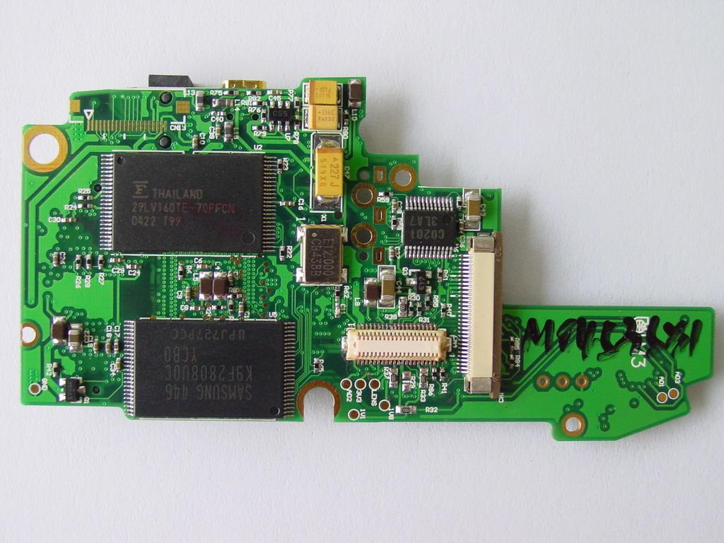 PCBA印刷线路板抄板设计打样公司深圳英联杰信誉保证