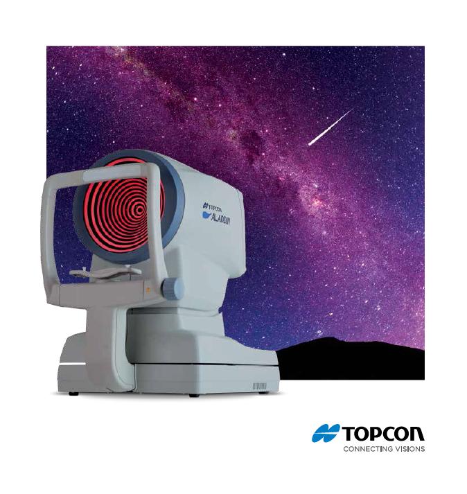 TOPCON(日本)ALADDIN光学生物测量仪