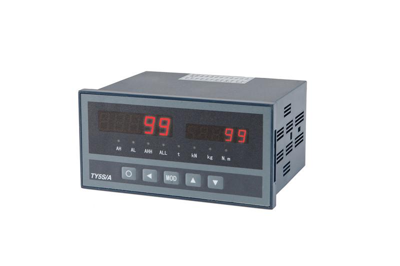 TY5S/A型 五位双显测控仪表/GT