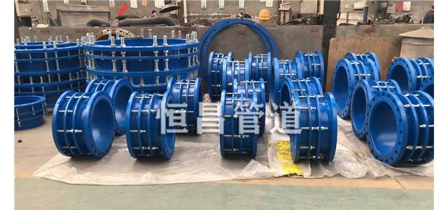 贵州AF型法兰松套补偿接头DN1300mm如何组装