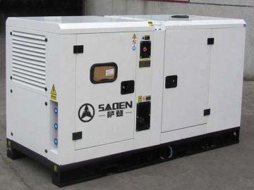 SADEN萨登150KW静音柴油发电机价格