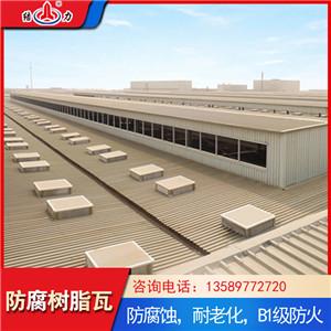 山东寿光耐腐树脂瓦 结力增强玻纤瓦 厂房耐腐板隔音隔热