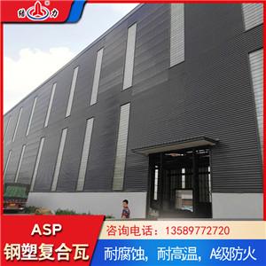 防腐镀锌瓦 钢塑防腐瓦 安徽黄山新型耐腐板助力轻型建筑