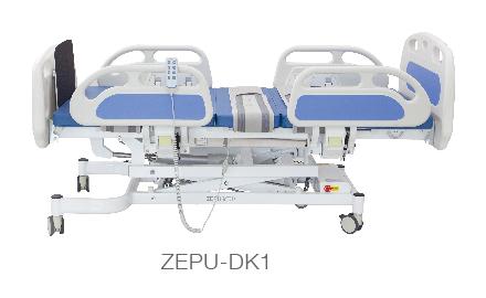 产科电动升降康复床床面可升降